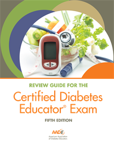 AADE Review Guide for the CDE Exam
