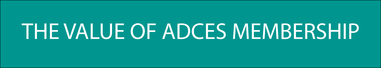 The Value of ADCES Membership
