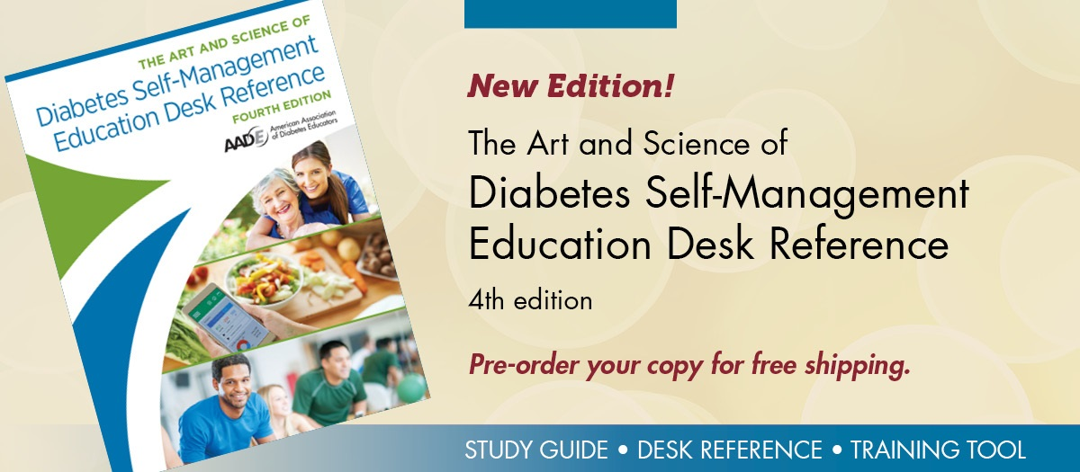 AADE Desk Reference 4th Edition