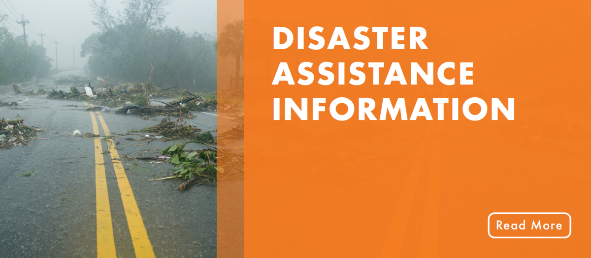 Disaster Assistance Information