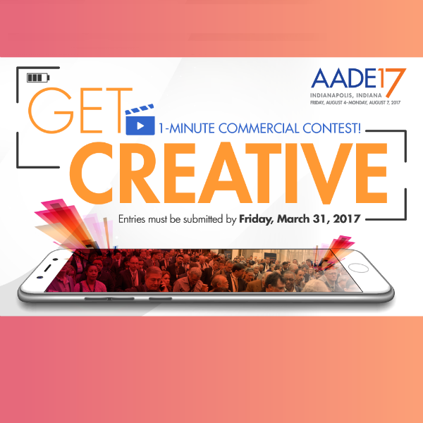 AADE17 Commercial Contest