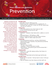 Tip Sheet 3 CVD prevention