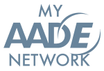 MY AADE NETWORK Logo