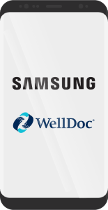 The Diabetes Wellness Program within the Samsung Health mobile app